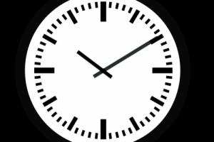 clock-simple