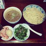 和泉多摩川にある『自家製麺つけそば九六』に行ってきました。