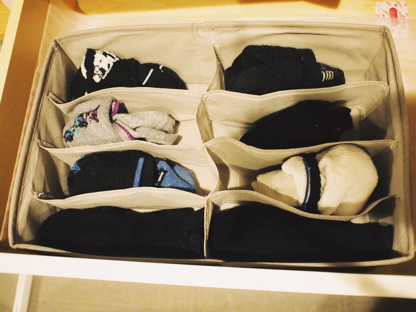 靴下の断捨離-3