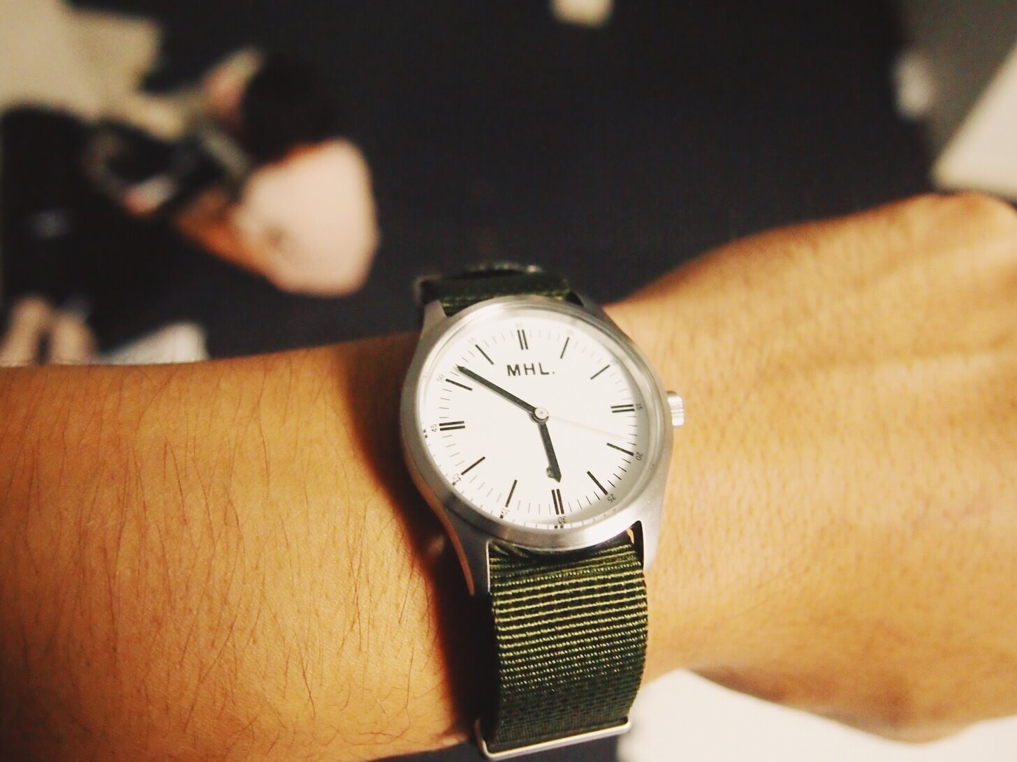 MHL.の腕時計(MHL-MILITARY-WATCH)-10