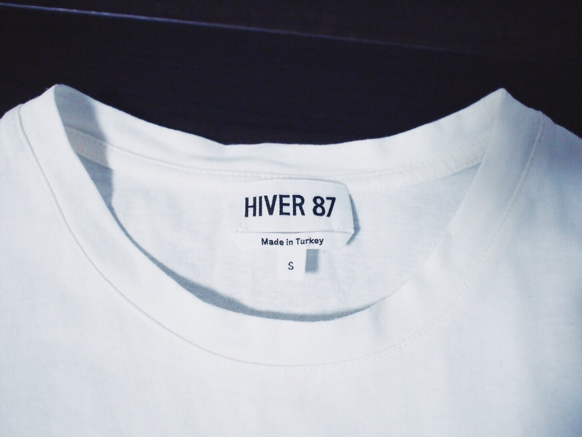 APCのTシャツ(HIVER87Tokyo)-2