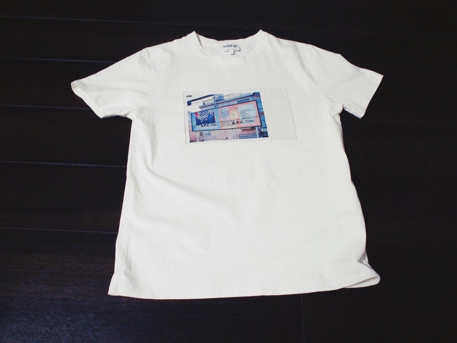 APCのTシャツ(HIVER87Tokyo)-4