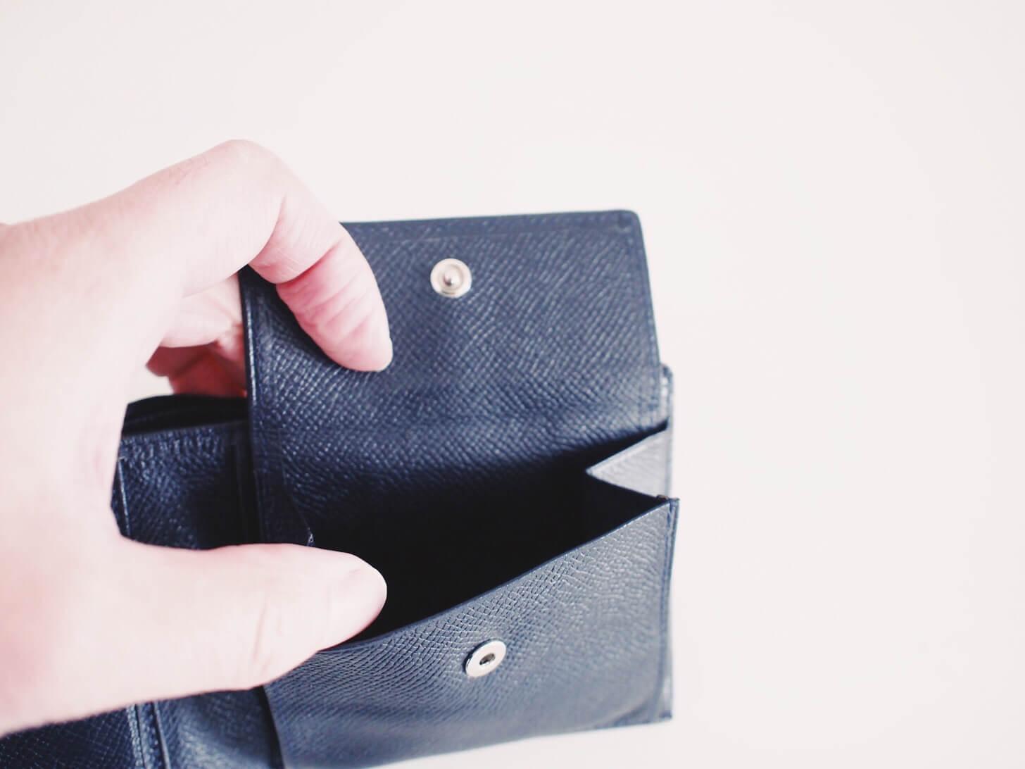カミーユフォルネの財布-5