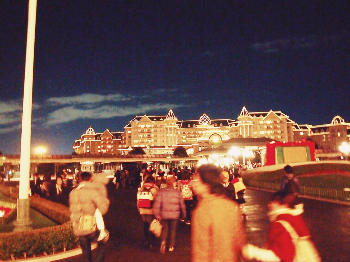 東京ディズニーランドホテル(パークグランドビュー7階)[7521号室]-1