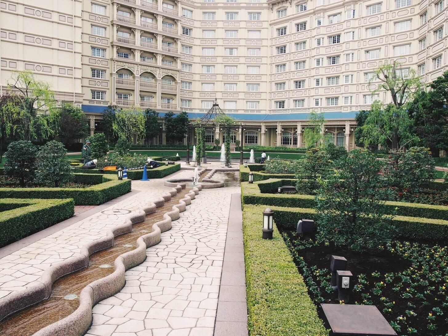 東京ディズニーランドホテル(パークグランドビュー7階)[7521号室]-11