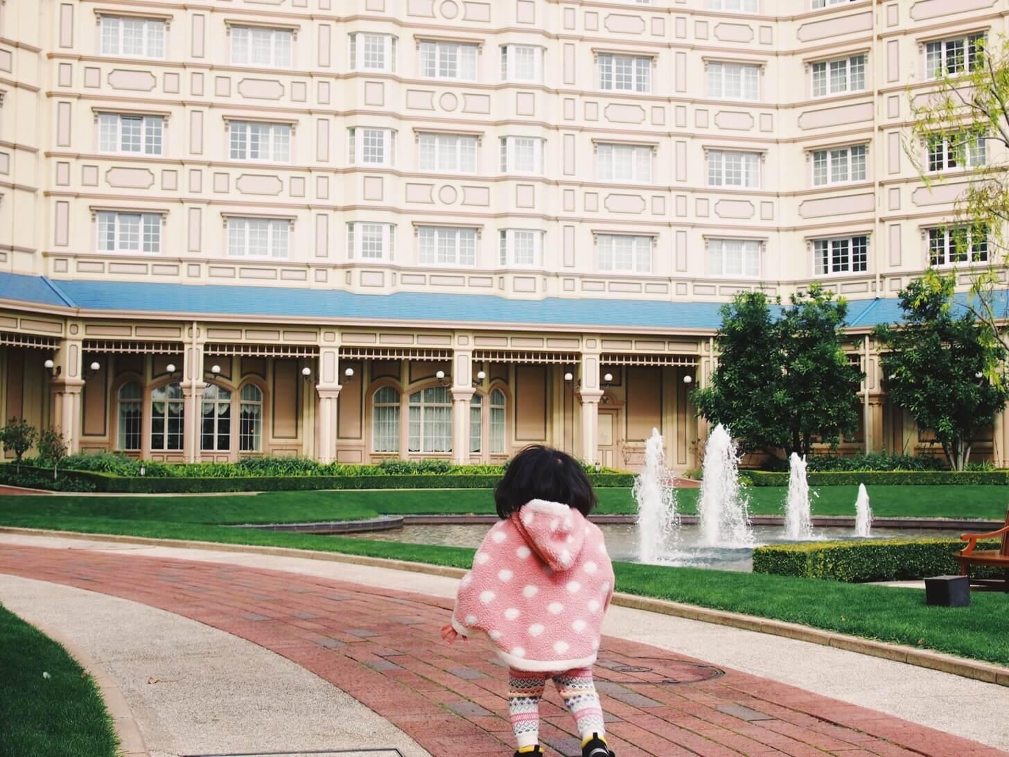 東京ディズニーランドホテル(パークグランドビュー7階)[7521号室]-12