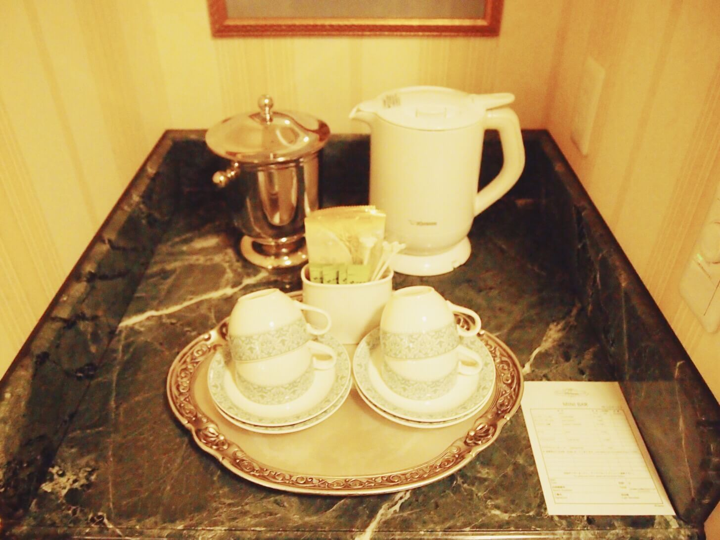 東京ディズニーランドホテル(パークグランドビュー7階)[7521号室]-6