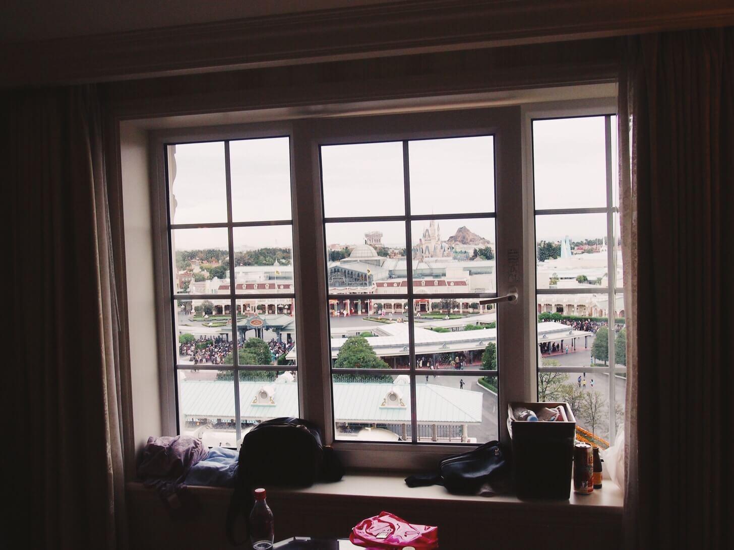 東京ディズニーランドホテル(パークグランドビュー7階)[7521号室]-7