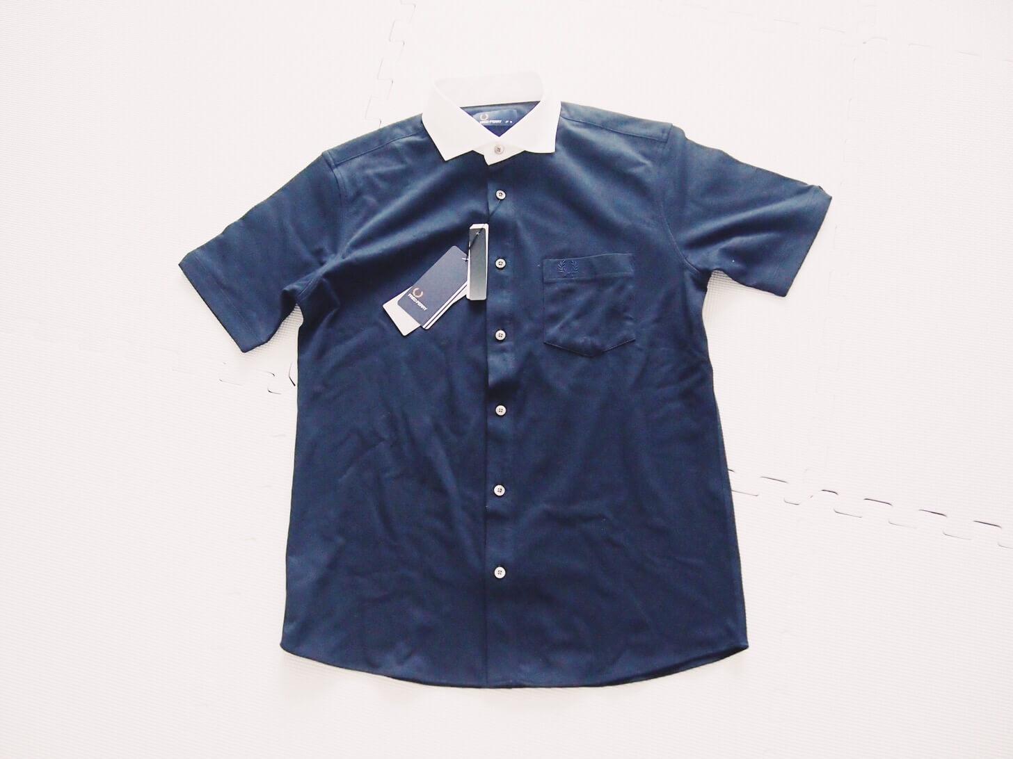 フレッドペリーのポロシャツ