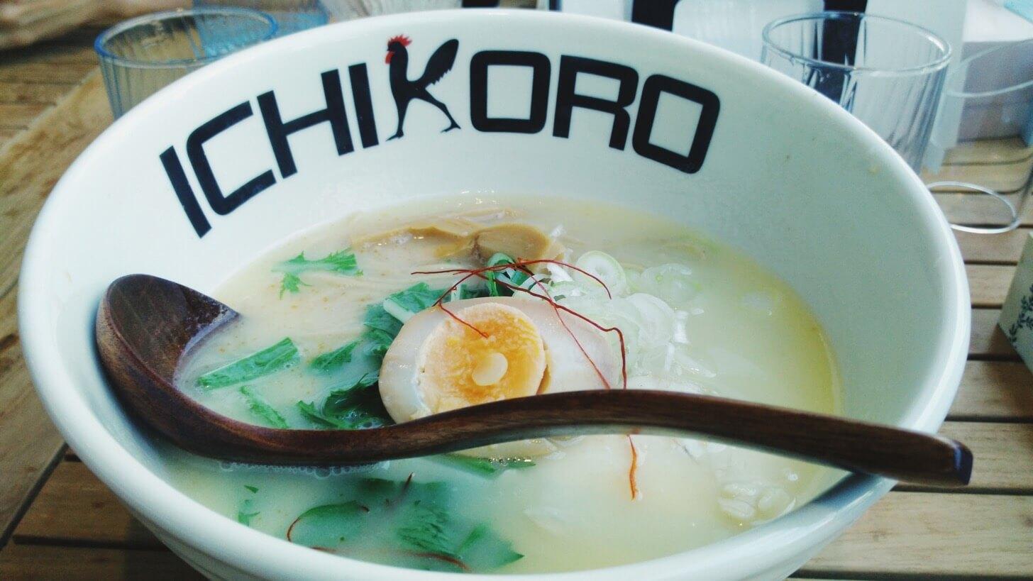 鶏そば十番156(トリエ京王調布店)