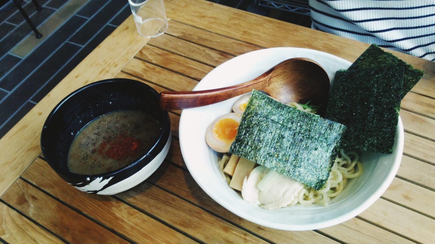 鶏そば十番156(トリエ京王調布店)-6