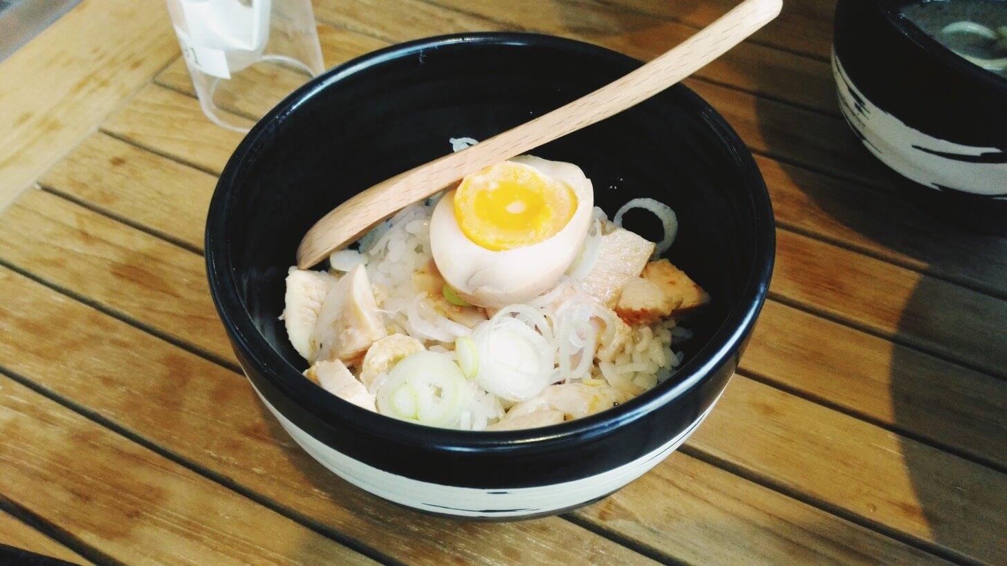 鶏そば十番156(トリエ京王調布店)-7