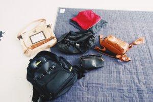 鞄の断捨離