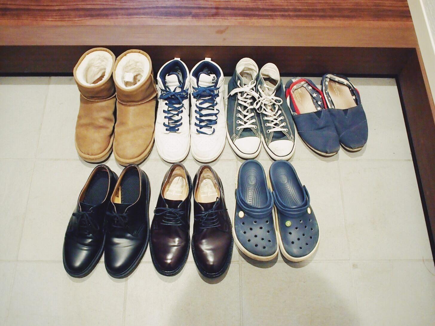 靴の断捨離(2018年2月5日)-5