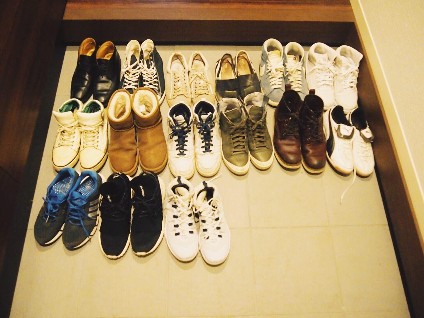 靴の断捨離-3