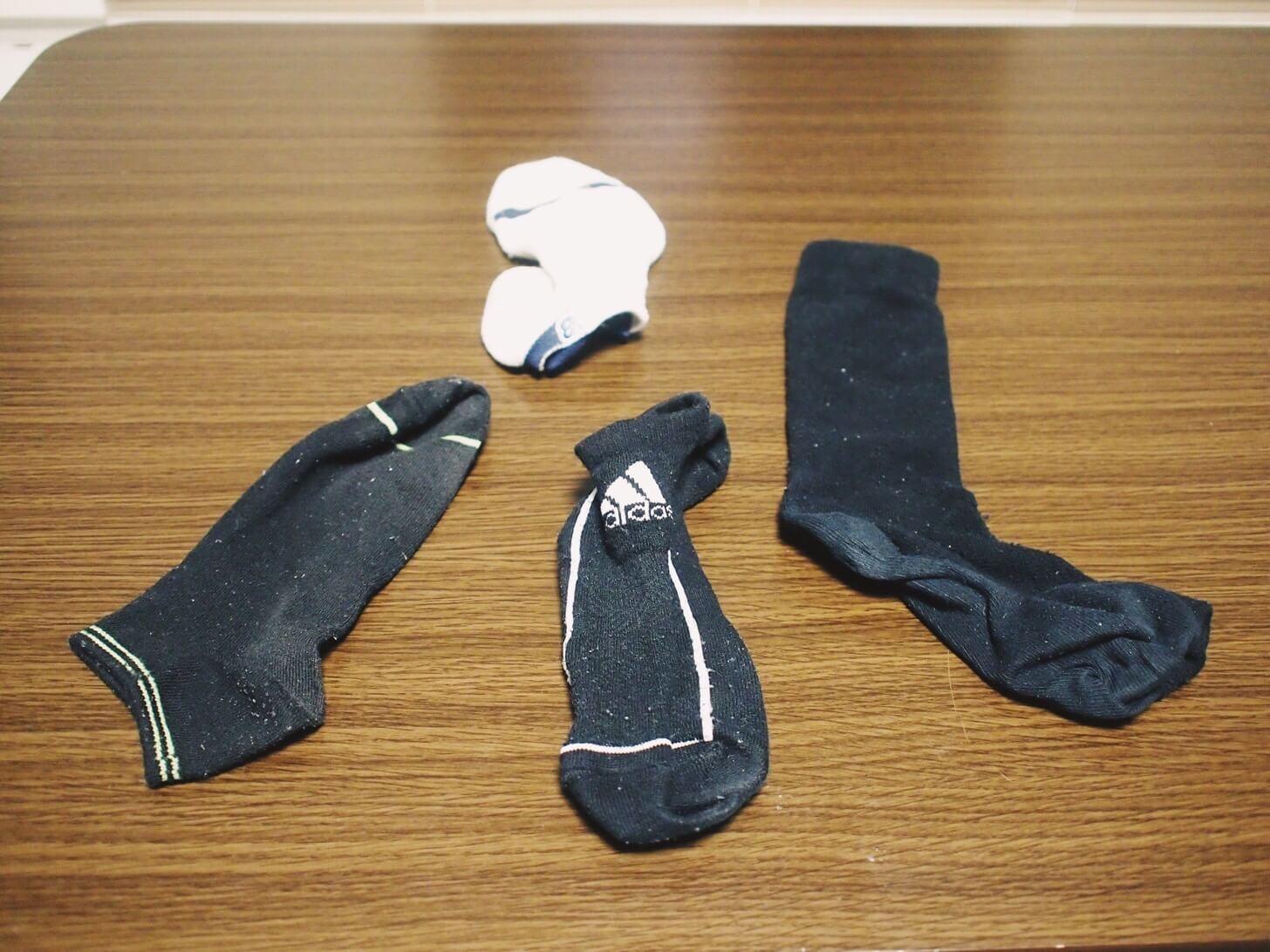 靴下の断捨離-2