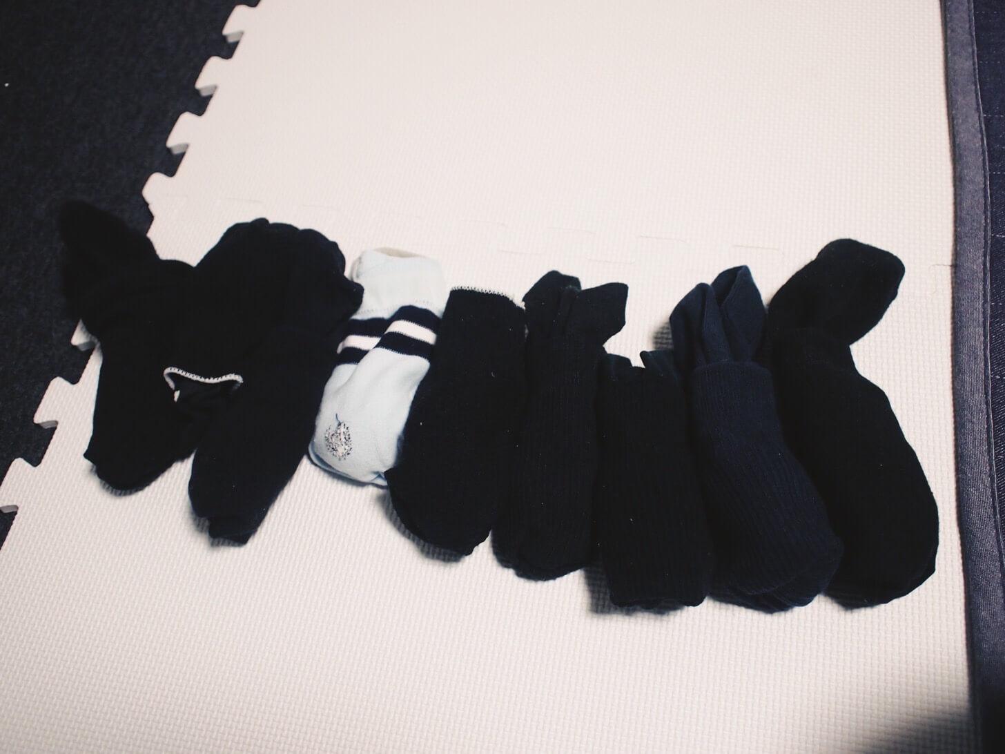 靴下の断捨離-5