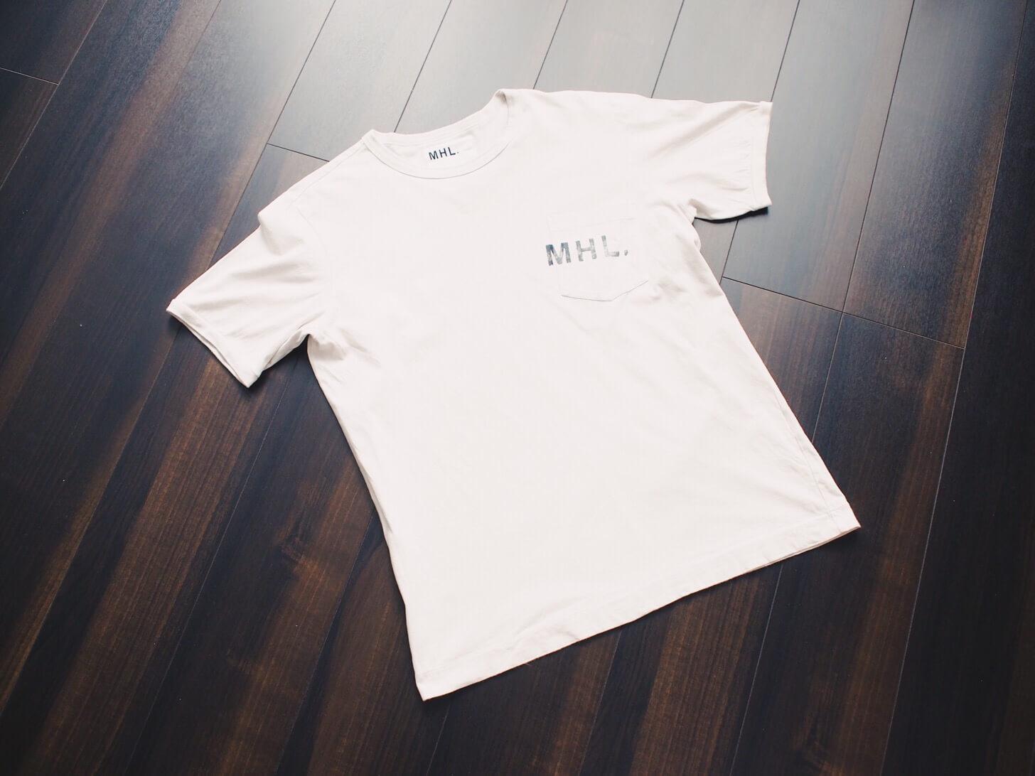 MHL.のTシャツ