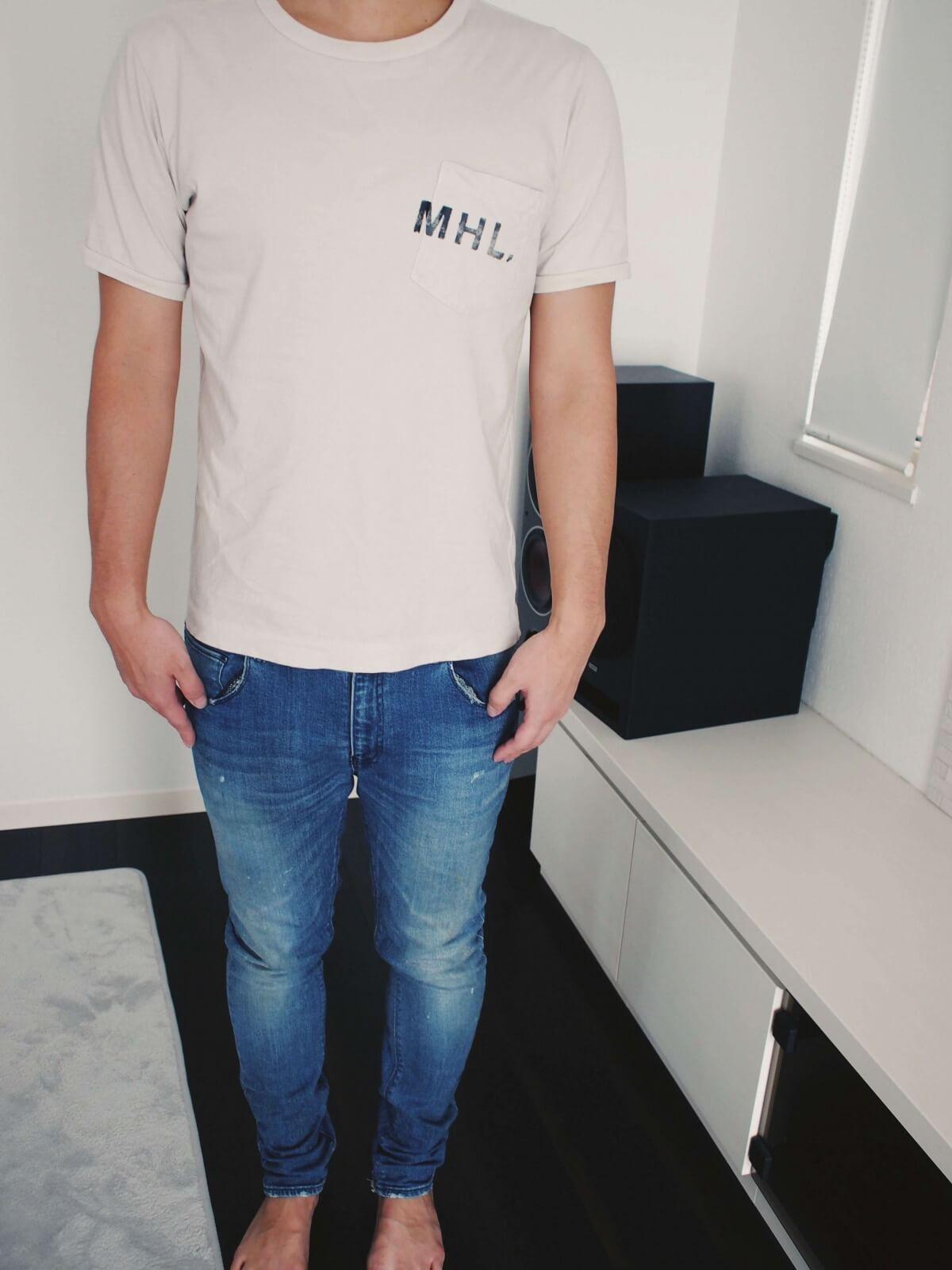 MHL.のTシャツ-6