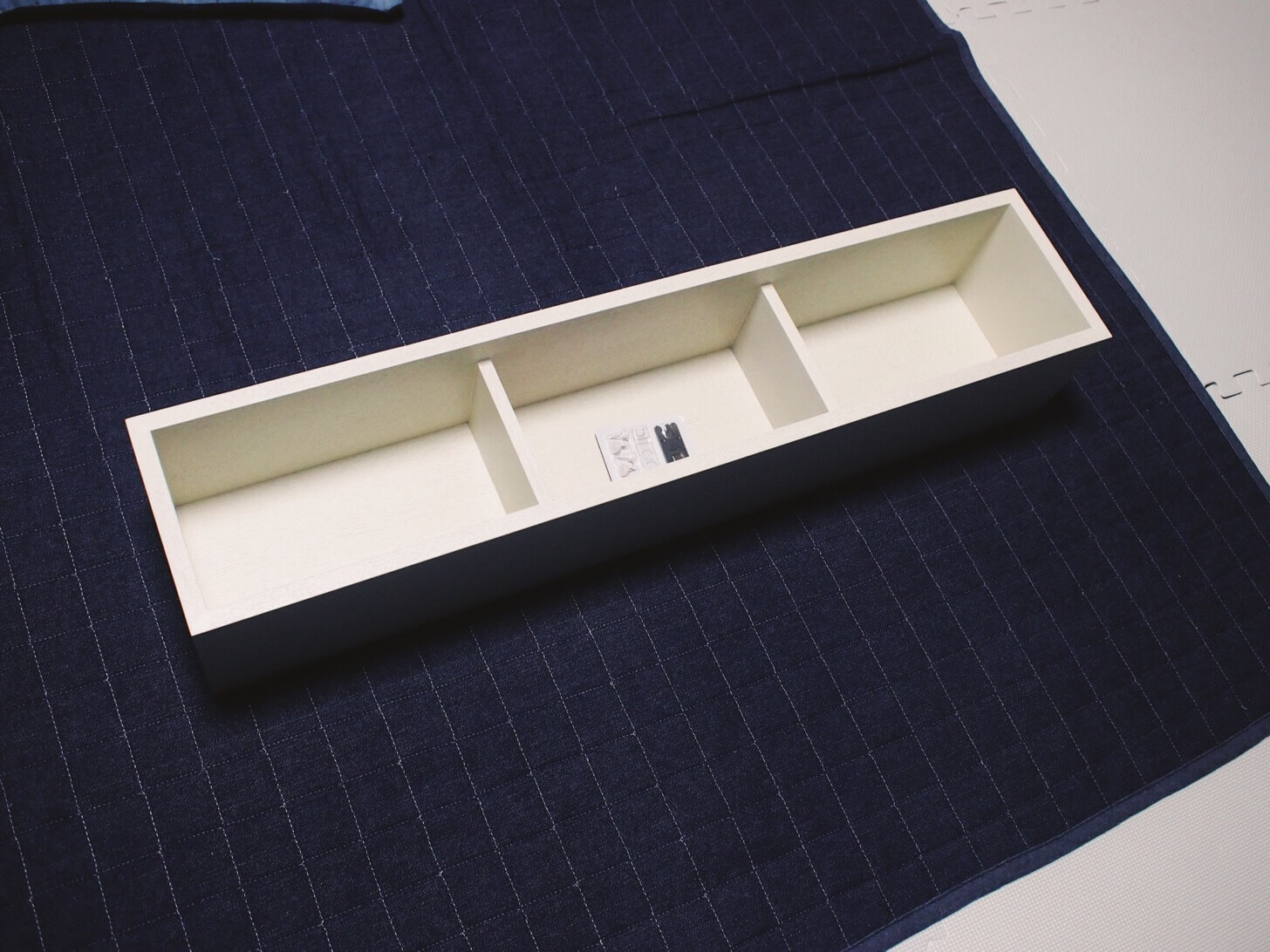 無印良品の壁に取り付けられる家具-2