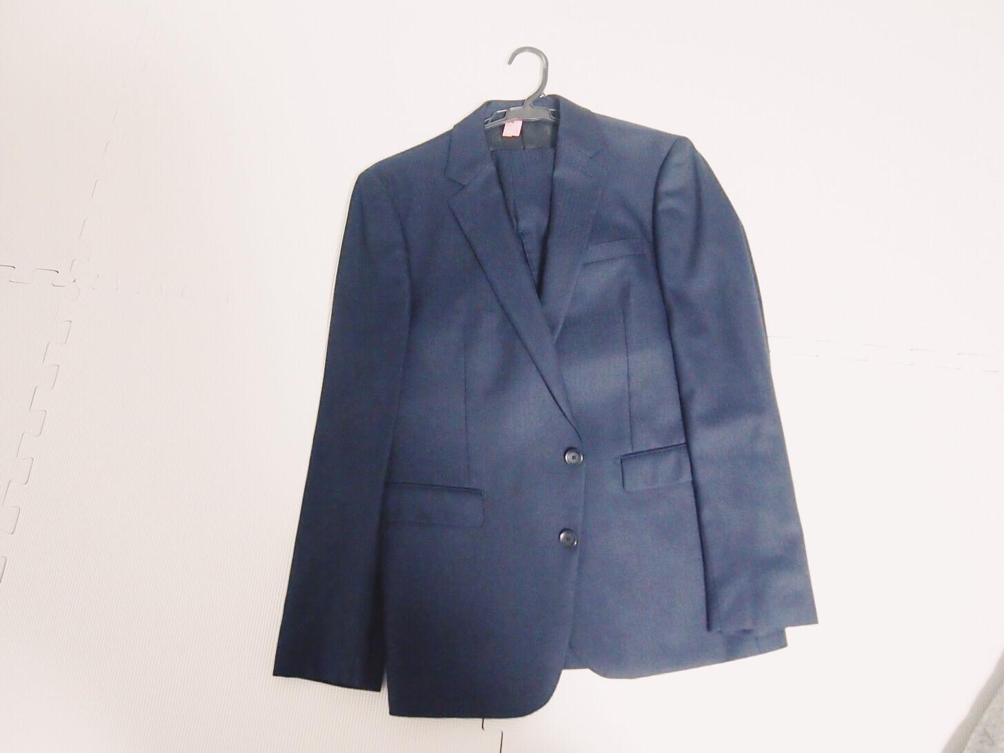 スーツの断捨離-3