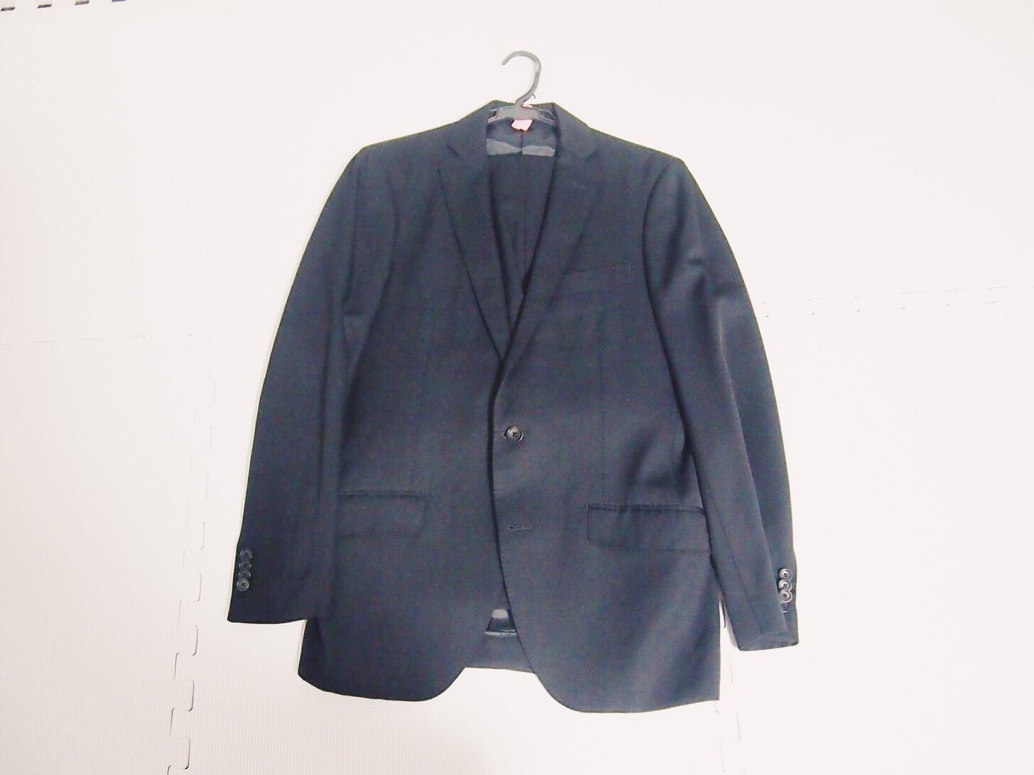 スーツの断捨離-5