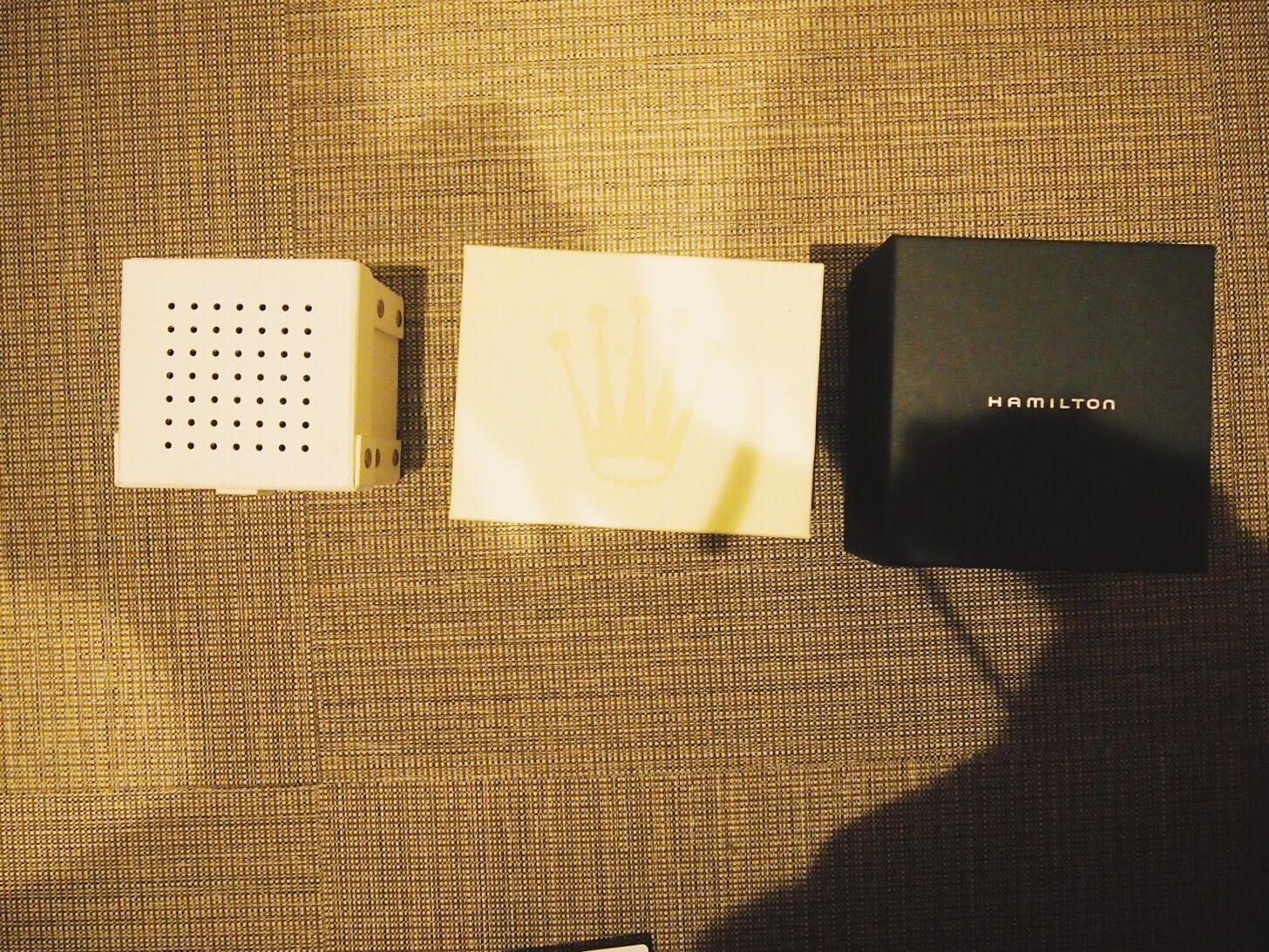 時計のケース