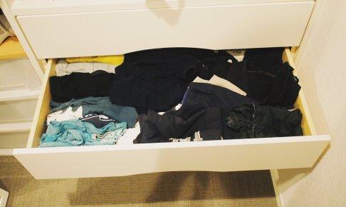 Tシャツとポロシャツの断捨離