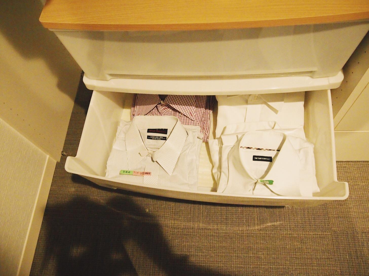 ワイシャツの断捨離-4