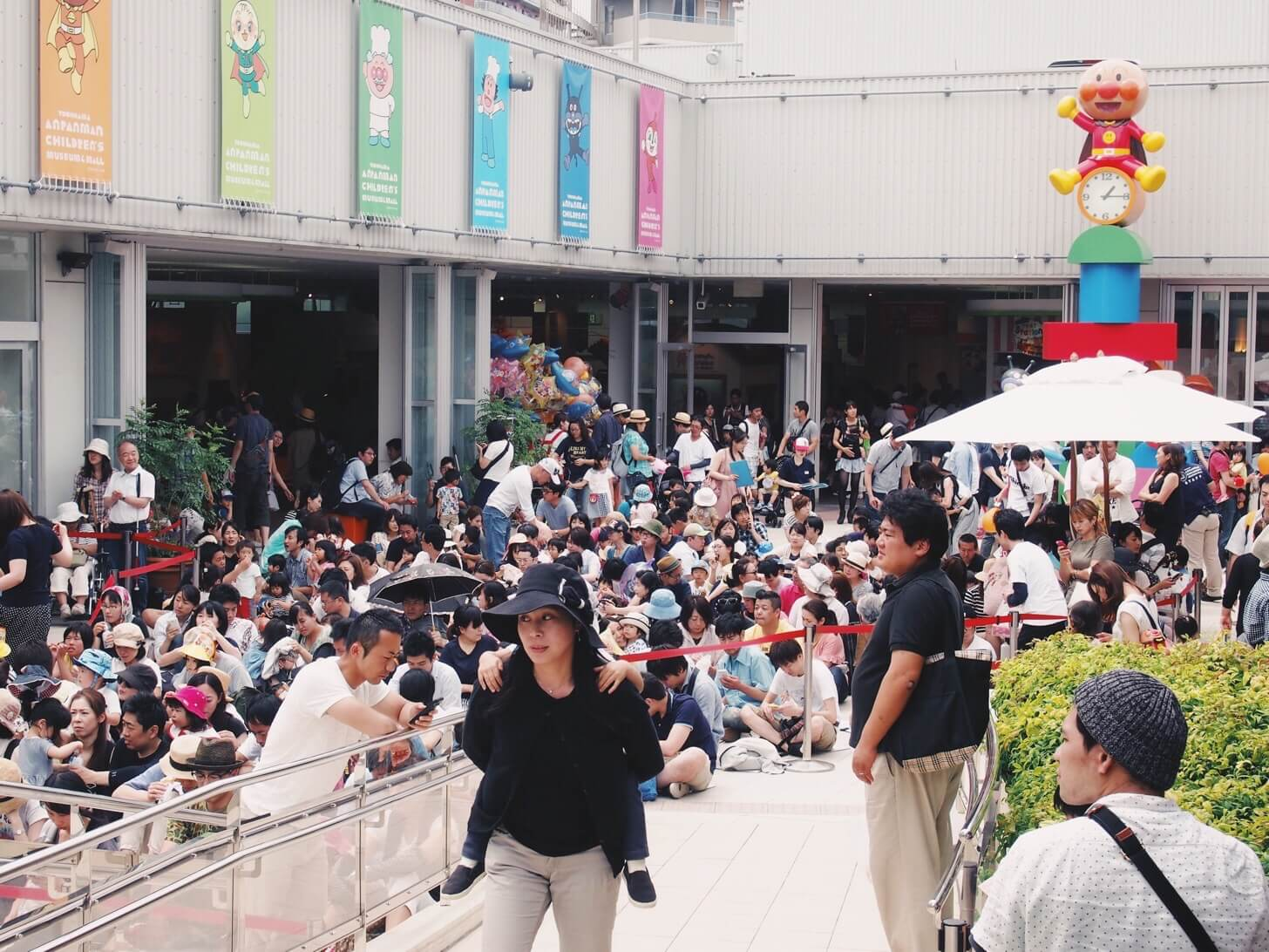 横浜アンパンマンこどもミュージアム-9